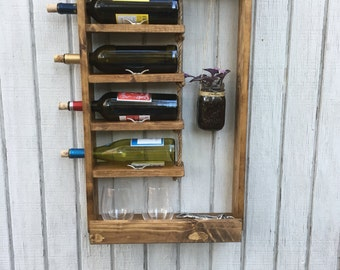 Wine Rack, Wine Rack Wood, Wine Rack Shelf, Wooden Wine Rack, Wine Part 90