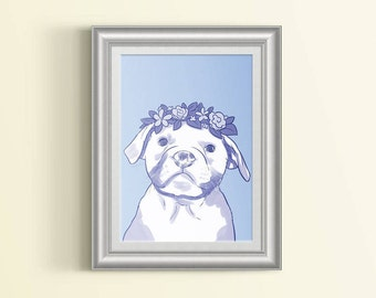 Custom Pet Portrait - Pop Art Style
