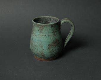 Handmade Ceramic Mug, Coffee Cup, Tea Cup