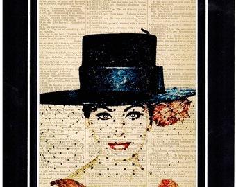 Dictionary Art print Sophia Loren
