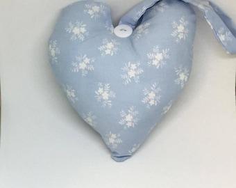 Hanging lavender heart, lavender sachet, scented lavender, home fragrance, home  decor, scented heart, hanging heart, lavender gift,