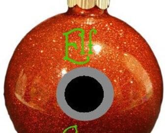 Elf Cam Ornament