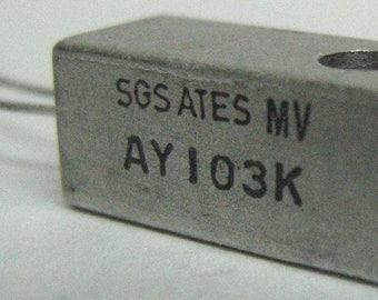 Diode germanium AY103K vintage
