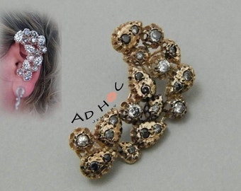 "ear jewelry ""khayelisation"" cash with a traditional style"