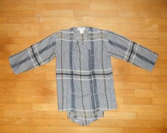 Hiroko Koshino avant garde blouse
