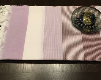 Turkish Towel / Turkish Peshtemal / Peshtemal / Turkish Bath Towel / Turkish Beach Towel / Turkish Blanket / Fouta / Bath Towel / Gym Towel