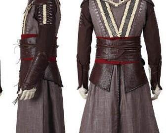 Assassin's Creed Cosplay Callum Lynch Costume Assassins Creed Latest