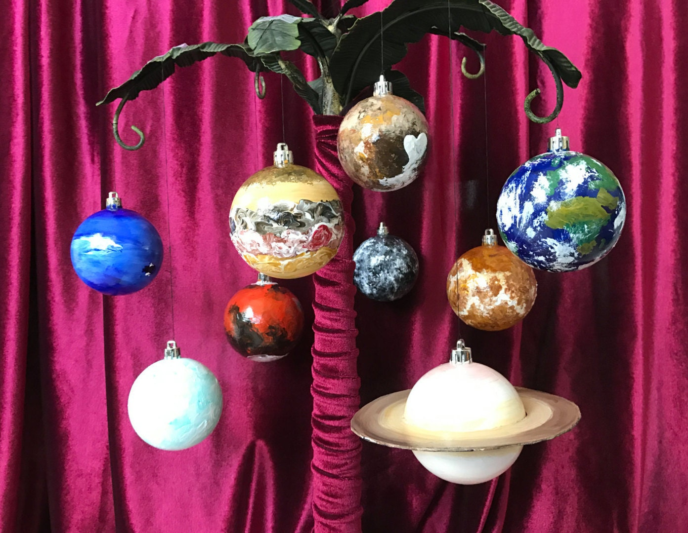 jupiter planet ornament - photo #15