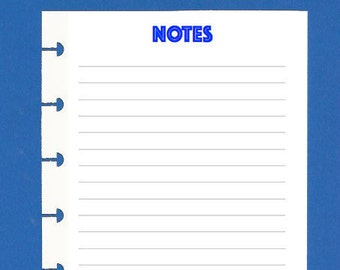 Notes (set of 12)