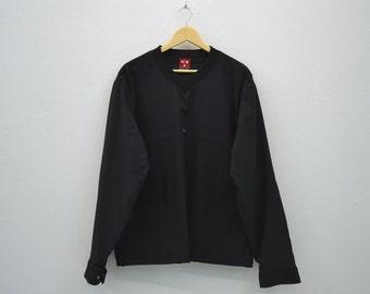 Oakley Windbreaker Vintage Oakley Pullover Mens Size M