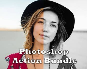 Photoshop Action Pack - Standard