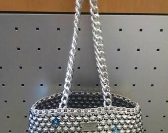 Soda Tab Shoulder Bag | THE BEAST | handmade | made to order
