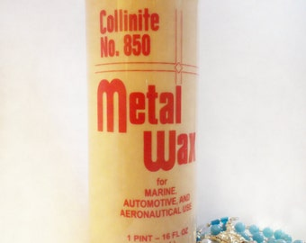 Brass Polish; Metal Polishing Wax; Brass Cleaner; Tarnish Remover