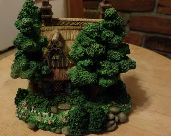 Vintage Cherished Teddies Village 1995, New old stock Cherished teddies village, Collectible Cherished Teddies