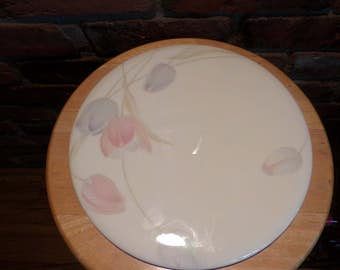 Mikasa Swiss Garden Cake plate, Replacement Mikasa Swiss Garden, Cake plate, Cheese board, wedding gift