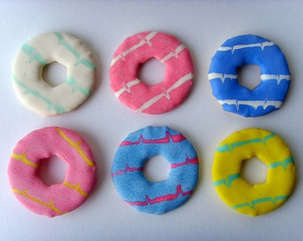 Magnet Party Ring Biscuit Set of 4