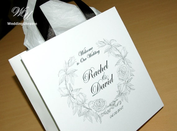 Elegant Wedding Gift Bags : favorite favorited like this item add it to your favorites to revisit ...
