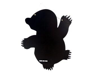 Dancing Mole Chalkboard - large