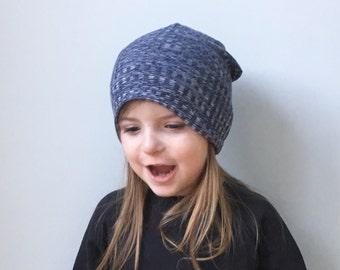 Beanie hat / Baby / toddler Beanie / kids beanie hat / blue beanie /  boys hat / kids beanie / hipster baby / hipster