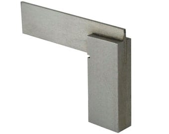 """2"""" Engineer Machinist Square Jeweler's Premium 90 Degree Square Precise Tolerance Tool - MEAS-0036"""