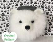 Crochet Dog Pattern - Dog Crochet Pattern - Crochet Pattern Dog - Pomeranian Crochet Pattern - Amigurumi Patterns - Amigurumi Dog Pattern