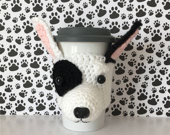 Bullterrier Gifts, English Bull Terrier, Bull Terrier Mug (Cozy), Fur Baby, Dog Cup (Cozy), Dog Mug (Cozy), Dog Lover Coffee Mug (Cozy)
