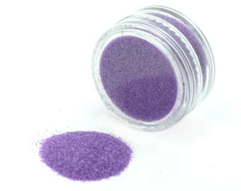Lavender Cake Glitter for Topping Cupcakes, Purple Cake Pops, Donuts, Shower Cookies & Edible Glitter Desserts, Purple Cake Glitter (N016)