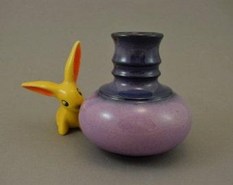 Vintage vase / Jasba / 1166 12 / purple | West Germany | WGP | 60s