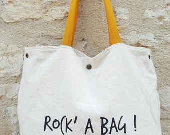 """BAG """"rock' a bag"""""""