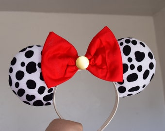 101 Dalmations Inspired Ears!