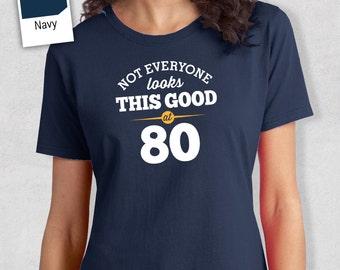 80th Birthday, 1938 Birthday, 1938 Legend. Women's T-Shirt, 80th Birthday Gift, 80th Birthday Idea, 80 Birthday Present, 80 Birthday Gift!