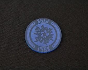 Malifaux - Pyre Token 50mm