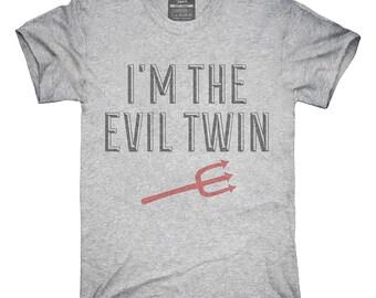 Evil Twin T-Shirt, Hoodie, Tank Top, Gifts