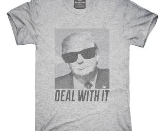 Trump Deal With It T-Shirt, Hoodie, Tank Top, Gifts