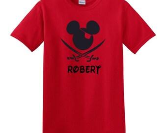 Disney Pirate Shirt, Disney Cruise Shirt, Disney Family Shirts, Pirate Night Shirt, Matchibg Disney Shirts, Pirate Shirts, Pirate Mickey