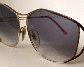 CHRISTIAN DIOR 80s vintage sunglasses