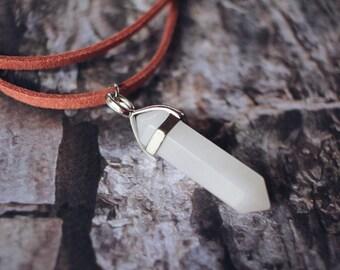 Crystal Choker - Choker - Healing Crystals and Stones - Boho Choker