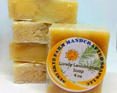 Lemongrass Oil Soap - Lem...