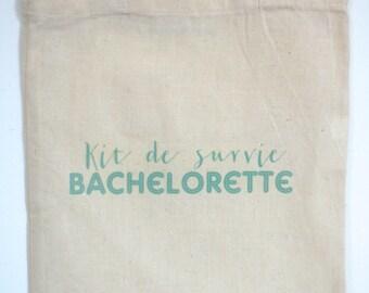bachelorpartykit bachelorette partybag maid of honour favorbag bridesmaid bachelorparty hangoverkit hangoverbag hangover kit card wedding yo