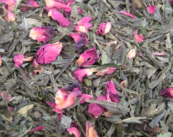 Tisane Personnalisée fait de plantes du Québec 10g/ 10g  personalized herbal tea make with québec's herbal