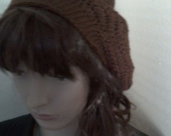 Brown hat for girl ,woman.