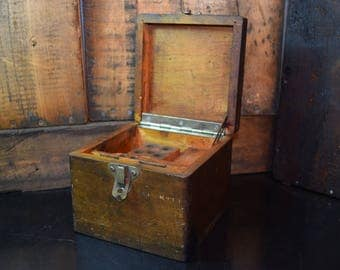 Secret Compartment Box