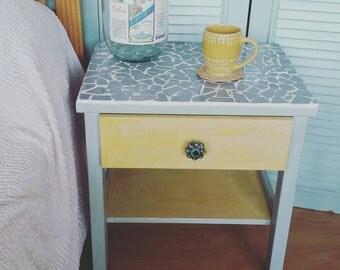 Unique Sidetable / Bedside table