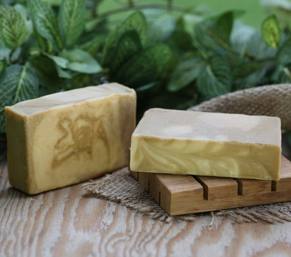 Seaweed & Rosehip Botanical Extract Soap