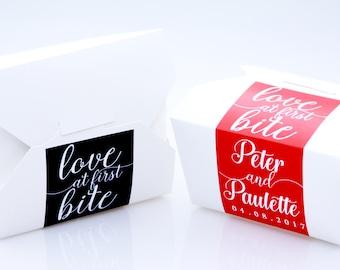 Cake Box, Wedding Favor, To Go Box, Wedding Cake, Favor Label, Favor Box, Doughnut Box, Cookie Box, Cupcake Favor, Dessert Box, Favor Label