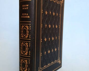 Show Boat by Edna Ferber 1926 International Collector's Library Edition