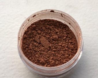 Loose Mineral Eyeshadow in Copperhead