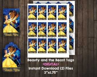 Beauty and the Beast, Beauty and the Beast Tags