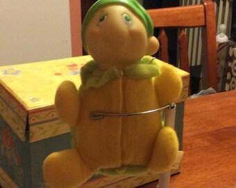 1990 Soma miniature glo turtle