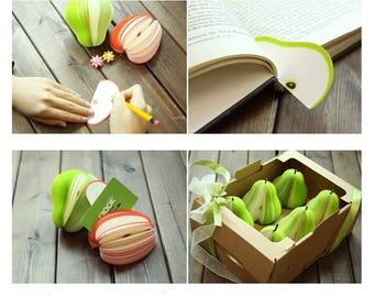 Post it/Notepad/Notepad Fruit/Bookmark Tab/Memo/3D Note pad